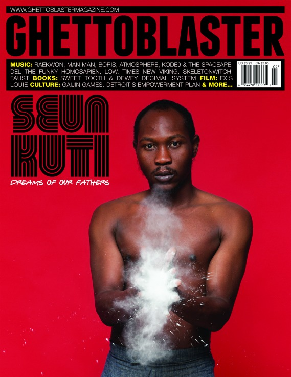Ghettoblaster Issue 28