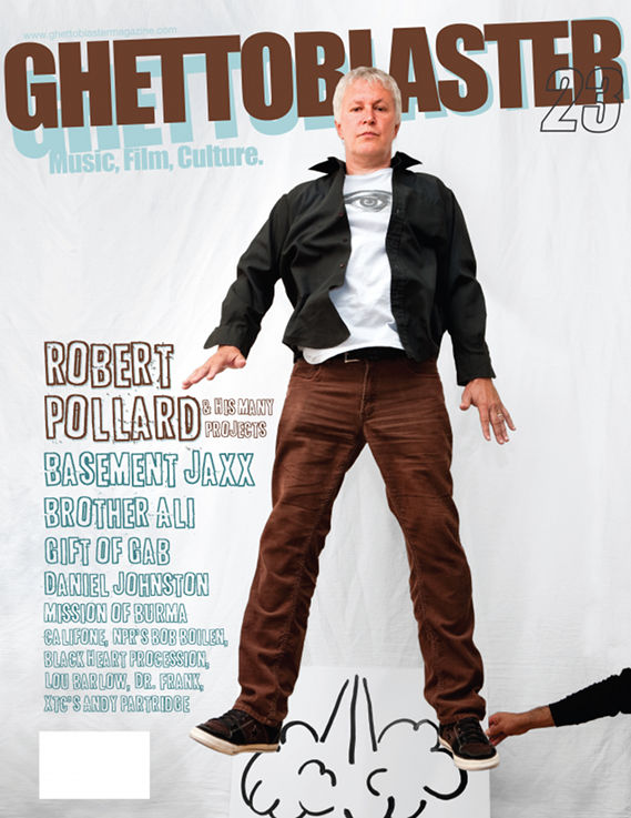 Ghettoblaster: Issue 23