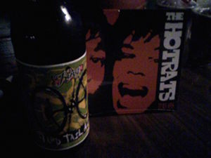 King's Hard Tail Ale & The Hotrats' Turn Ons