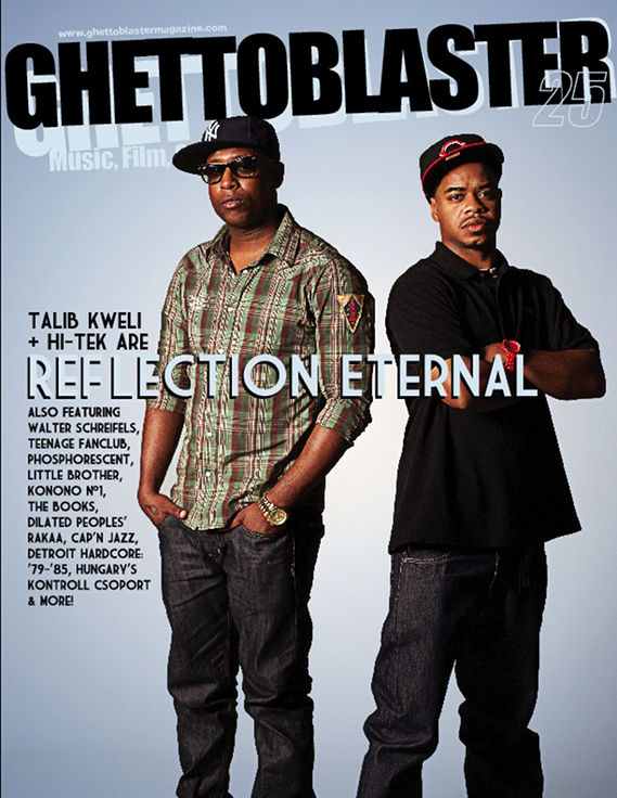 Ghettoblaster Issue 25