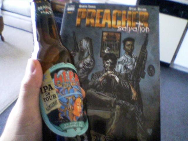 Magic Hat HiPa & Preacher: Salvation