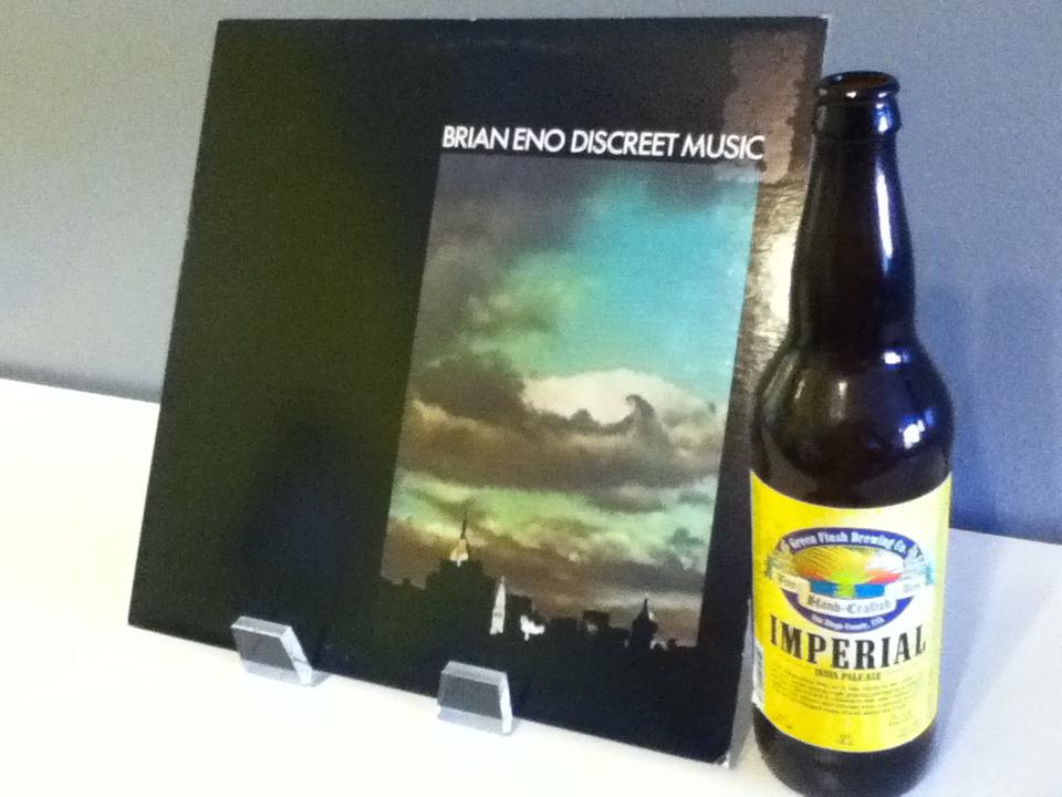 Brian Eno and Green Flash