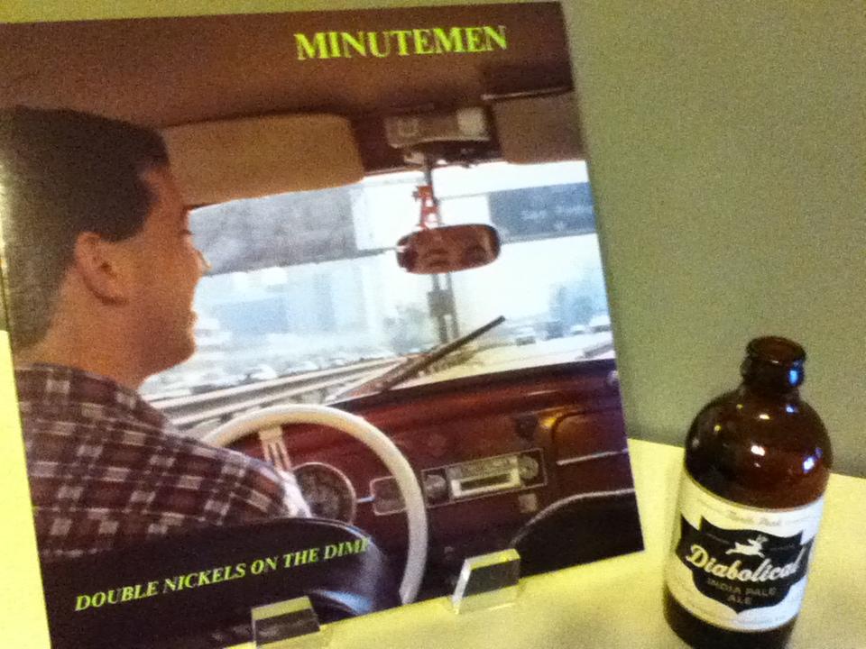Minutemen & North Peak