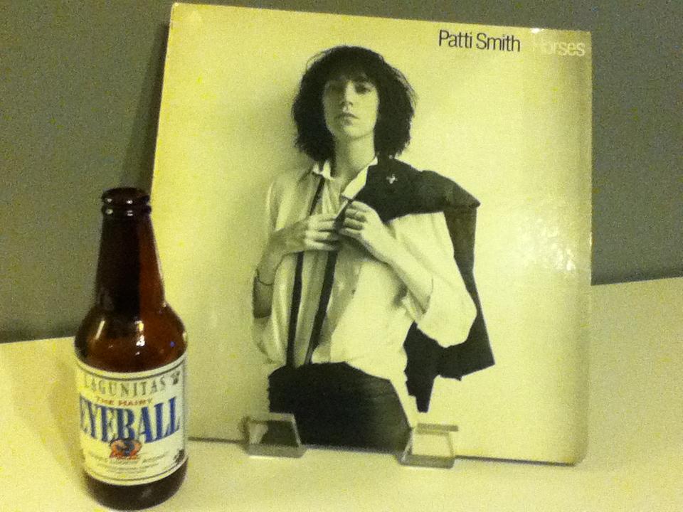 Patti Smith & Lagunitus