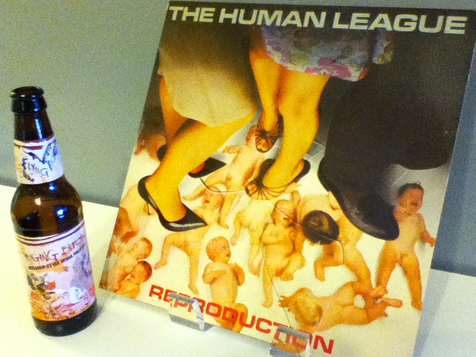 The Human League & Flying Dog