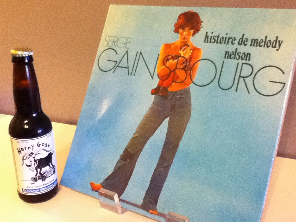 Serge Gainsbourg & Elevator Brewing Co.