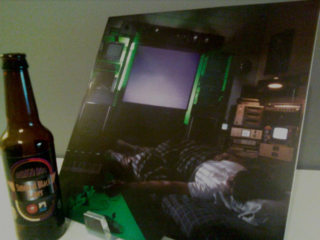 Albums & Alcohol: Ford and Lopatin & Thirsty Dog Brewing Company + Indigo Imp Brewery