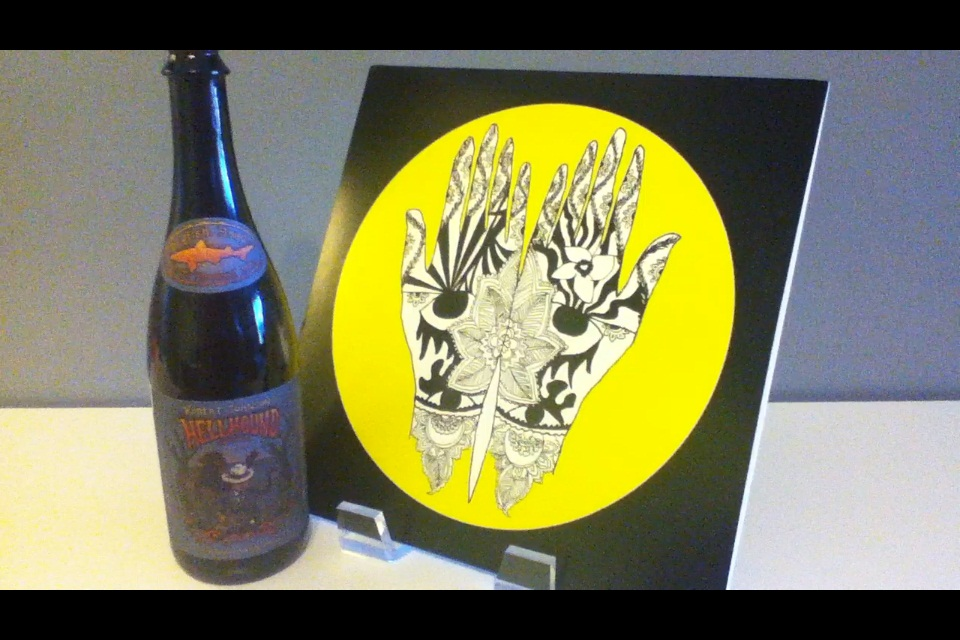 Albums & Alcohol: Woods & Dogfish Head