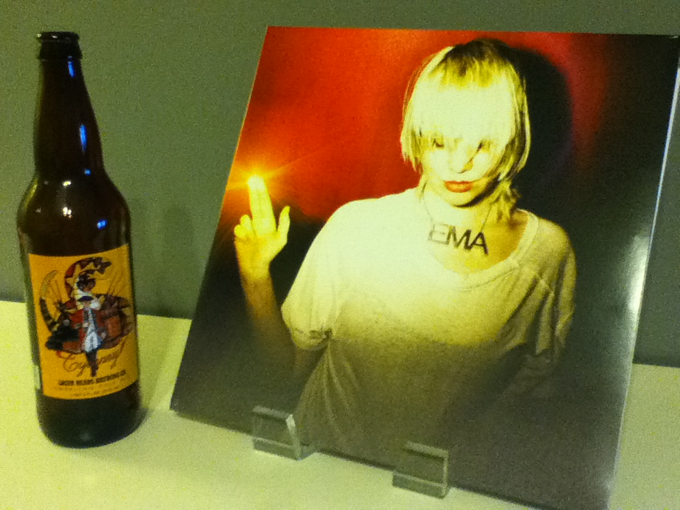 Albums & Alcohol: Ema & Lager Heads Brewing Company