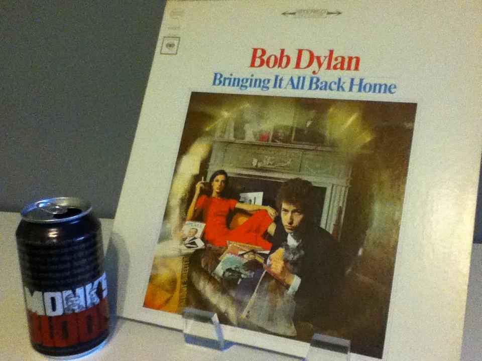Albums & Alcohol: Bob Dylan & 21st Amendment