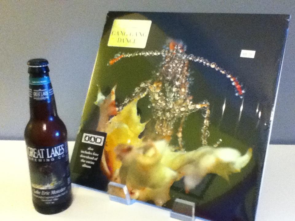 Albums & Alcohol: Gang Gang Dance & Great Lakes Brewing Company