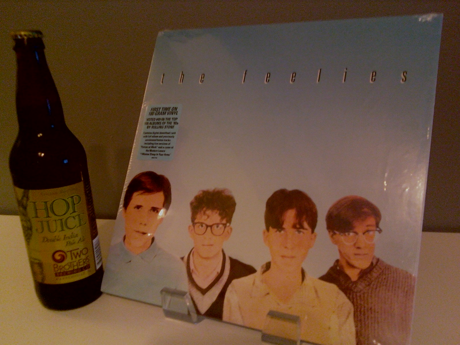 Albums & Alcohol: The Feelies & Two Brothers Brewing Company