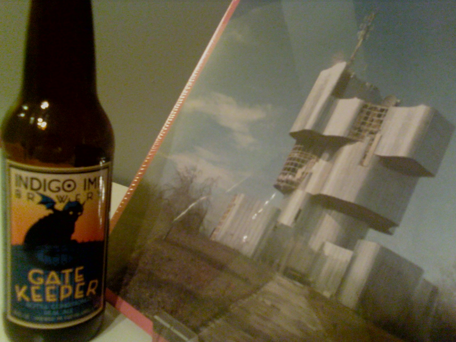 Albums & Alcohol: Unknown Mortal Orchestra & Indigo Imp
