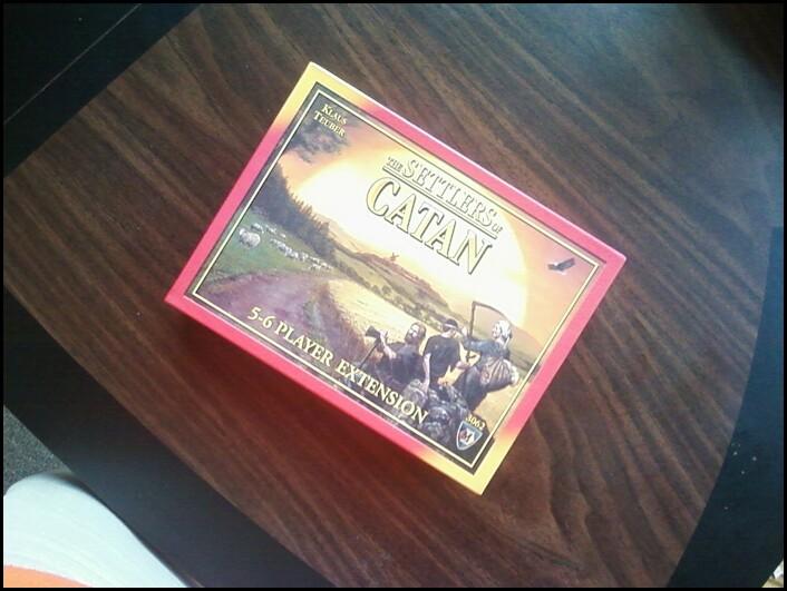 Gen Con 2011: Settlers of Catan