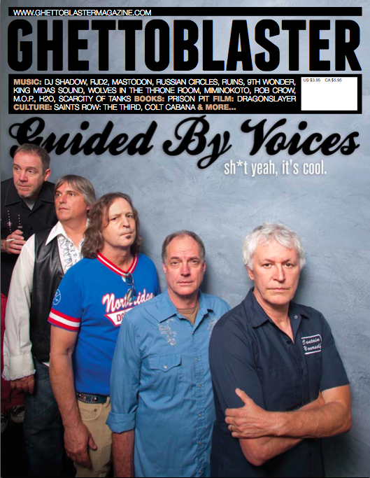 Ghettoblaster Issue 30