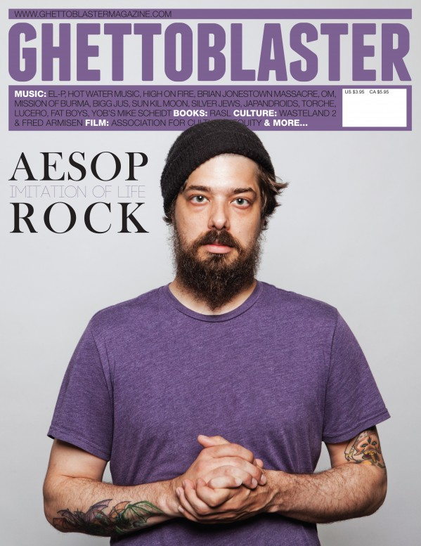 Ghettoblaster Issue 32