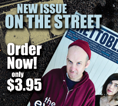Issue 34 is on shelves now!
