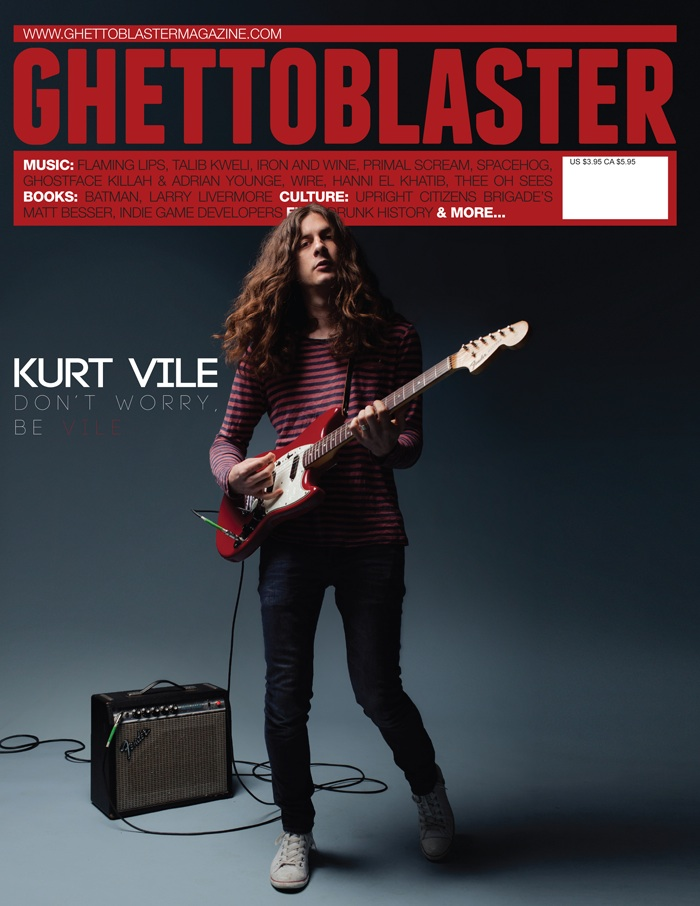 Ghettoblaster Issue 35