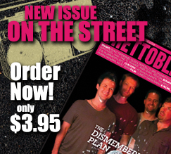 Issue 36 is on shelves now!