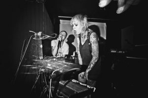 Youth Code live (Photo by Rick Rodney)