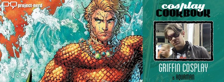 Griffin Cosplay - Aquaman