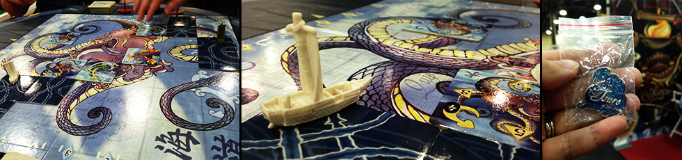 7 tsuro of the seas