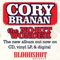 Bloodshot Records - Cory Branan