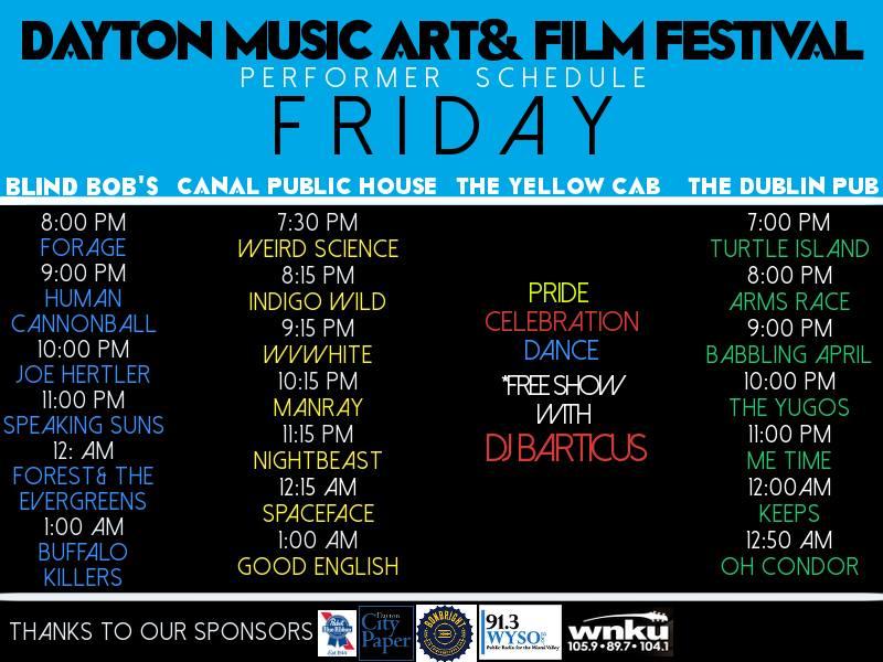 Dayton Live | THE DAYTON LGBT FILM FESTIVAL