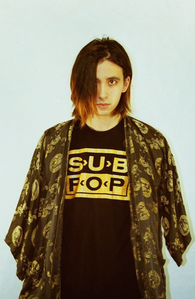 Cullen Omori promo photo