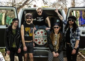 The Berwanger Band (photo by Matt Kosinski)