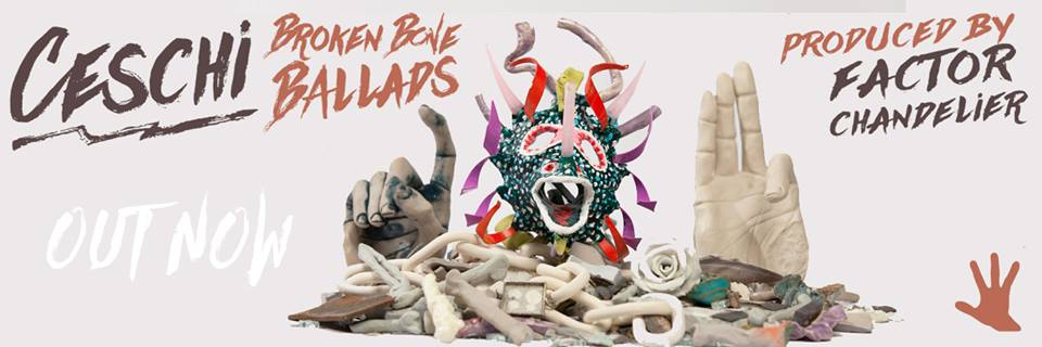 Ceschi Ramos Broken Bone Ballads