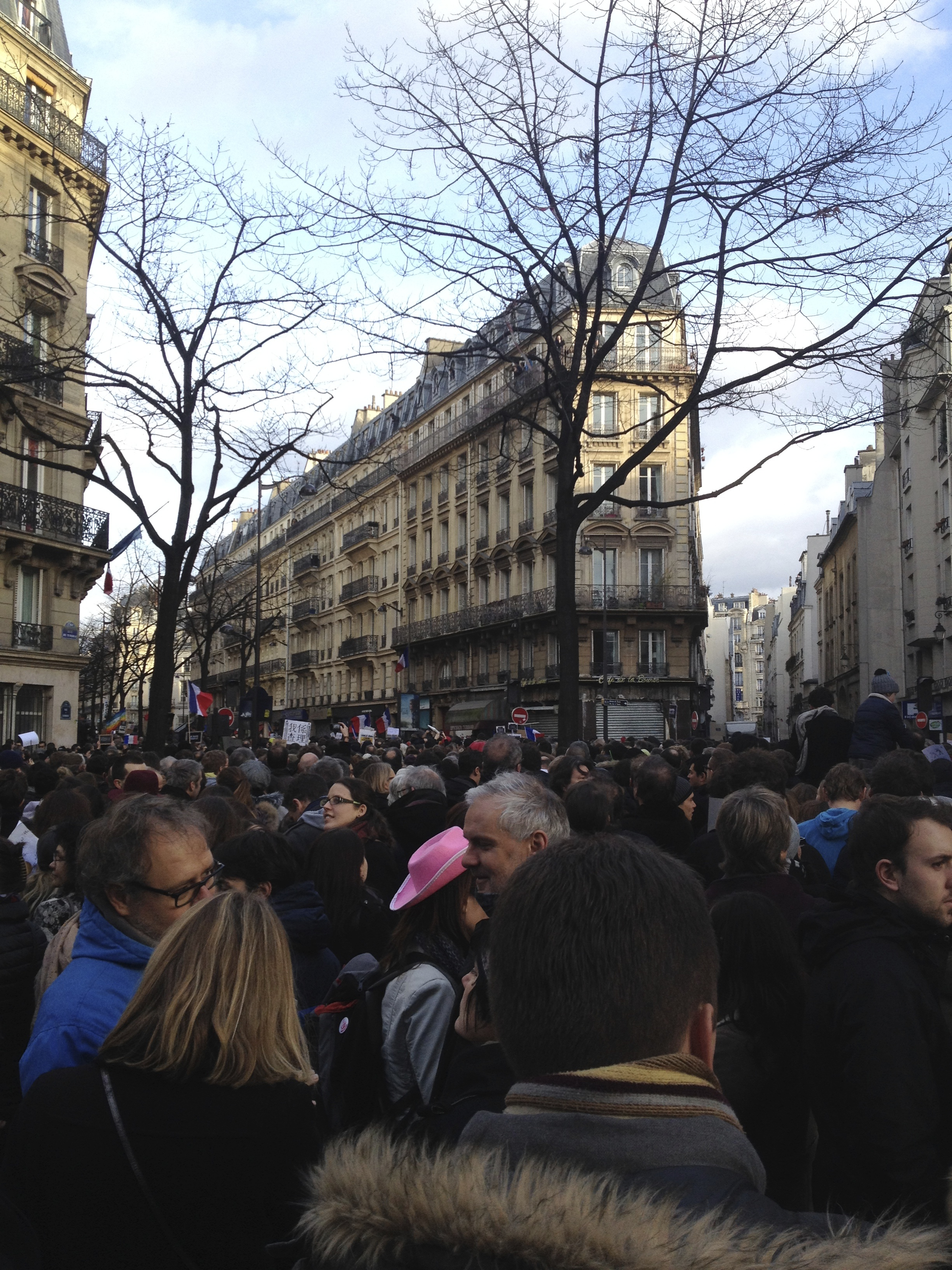 Paris after Charlie Hebdo